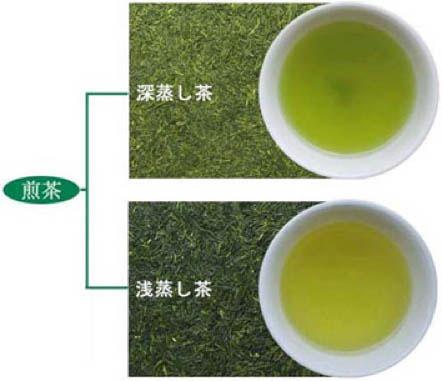 深むし茶とは